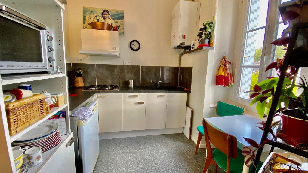 EXCLUSIVITÉ - LORIENT - KERENTRECH - APPARTEMENT TYPE 3 2/3