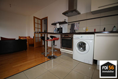 Appartement T2- LANESTER- Plessy- 42m2